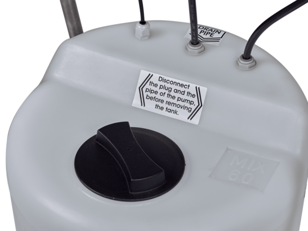 Franco Portable Humidification mobile